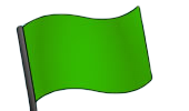 Flag is Green